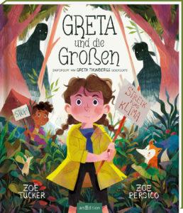 Buchcover Greta und die Grossen