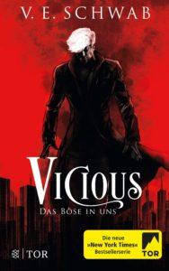 Buchcover Vicious Das Boese in uns