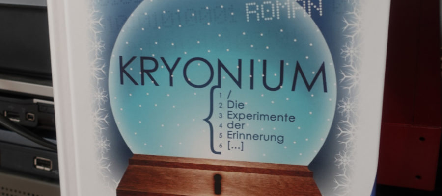 buchcover kryonium