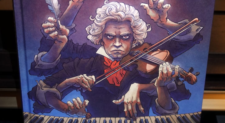 cover beethoven-graphic-novel