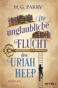 cover Die-unglaubliche-Flucht-des-Uriah-Heep