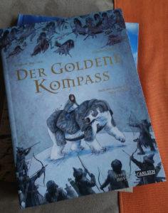 der goldene kompass graphic novel