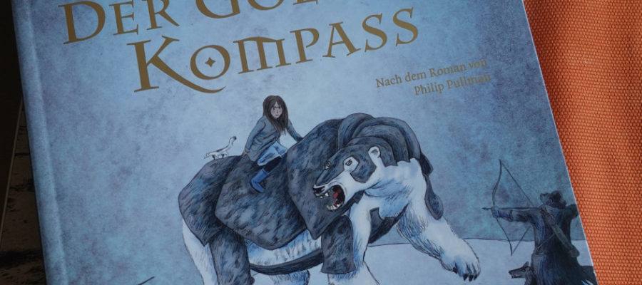 der goldene kompass graphic novel