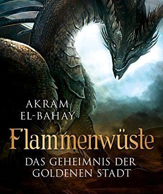 cover Flammenwueste - Das Geheimnis der goldenen Stadt