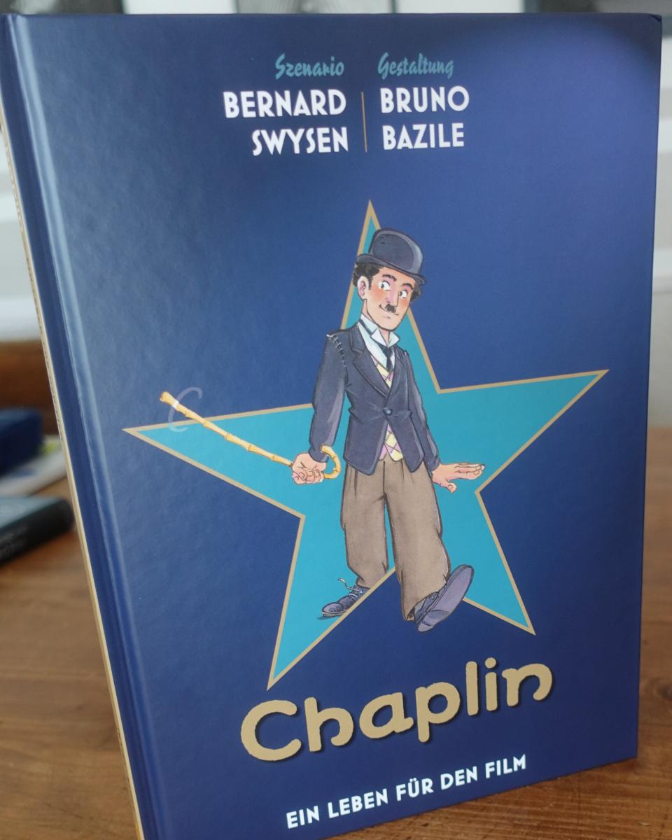 cover chaplin
