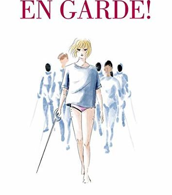 cover zur Graphic novel en garde