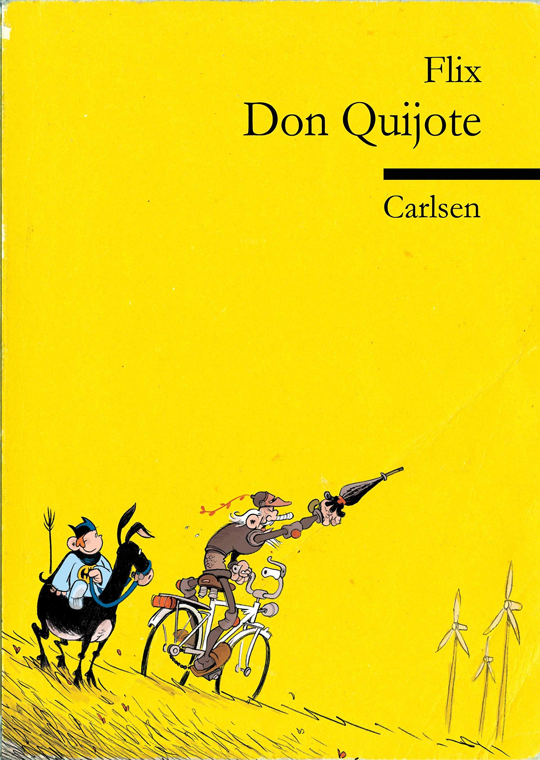 cover Don Quijote