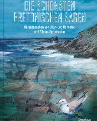 cover Die-schönsten-bretonischen-Sagen