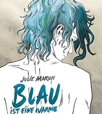 cover blau-ist-eine-warme-farbe