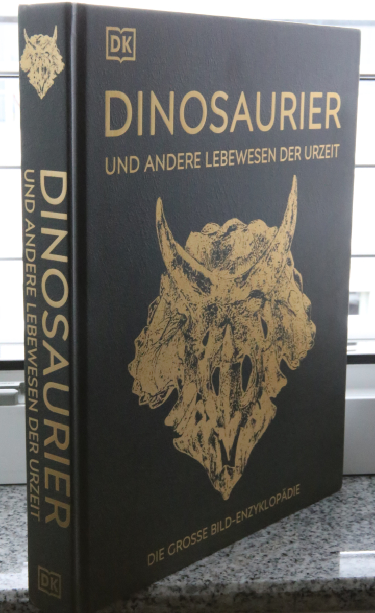 Buch Dinosaurier und andere Lebewesen der Urzeit