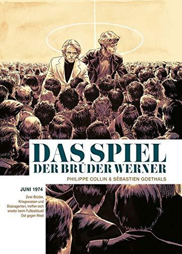 cover Das Spiel der Brueder Werner
