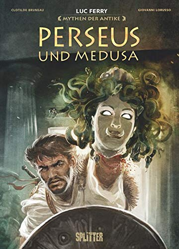 cover Mythen der Antike: Perseus und Medusa