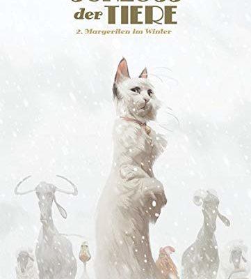 cover Schloss der Tiere. Band 2: Margeriten im Winter