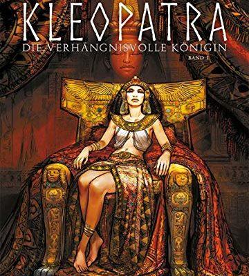 cover kleopatra 1