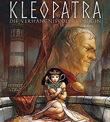 buchcover kleopatra