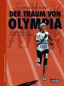 cover traum von olympia