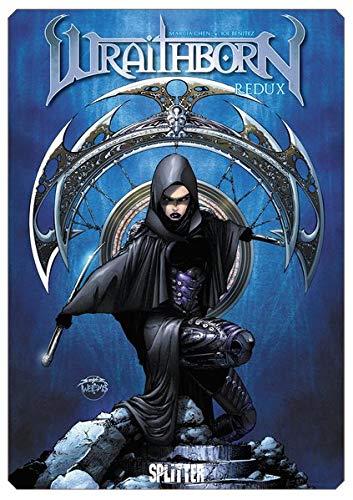 cover wraithborn redux